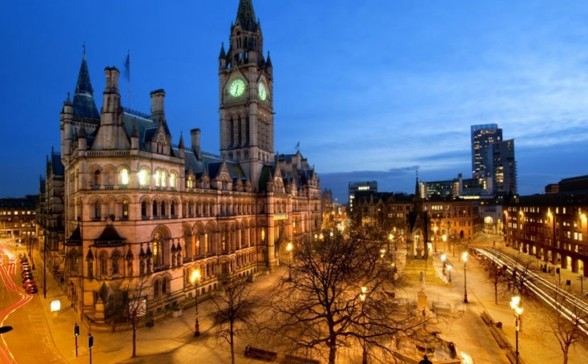 Home Sweet Home…Manchester