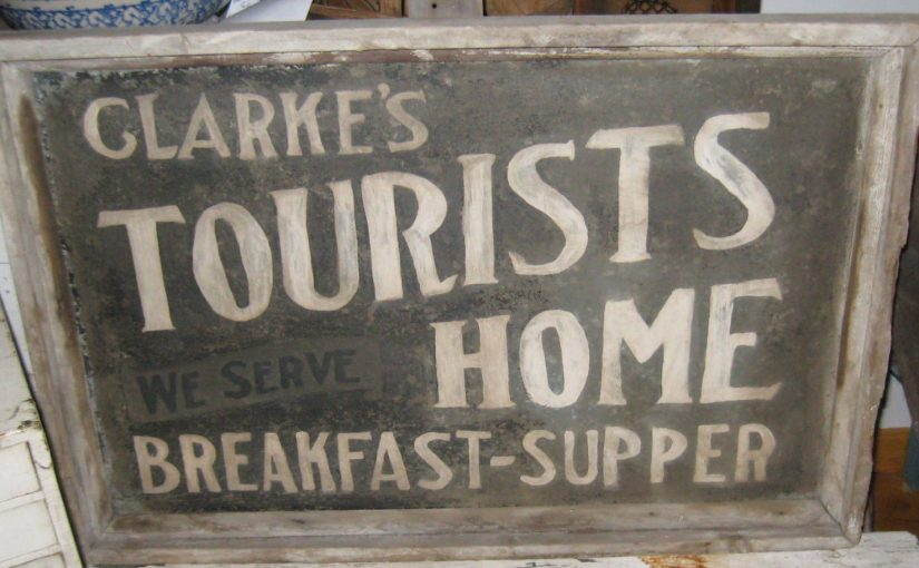 Antique Signs: Gone But Not Forgotten