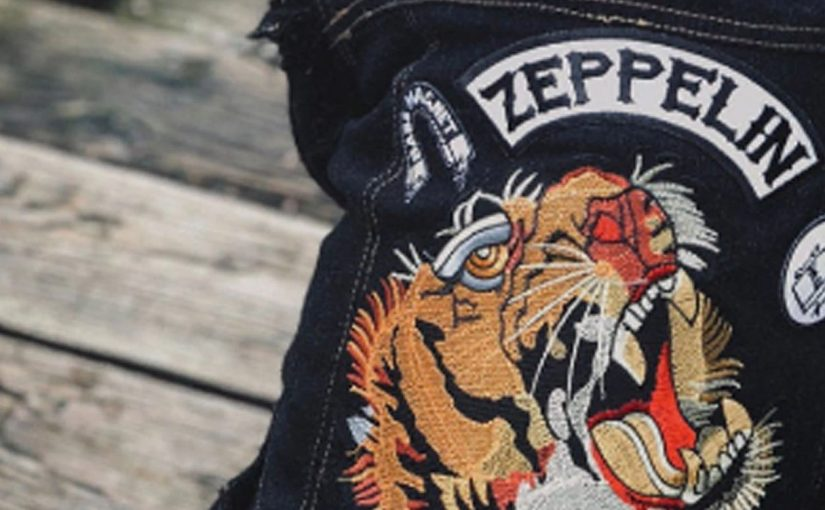 The Return of Embroidered Patches